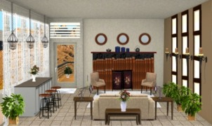 beige-dining-room