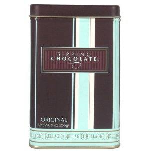 sipping chocolate