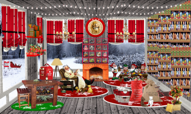 A great entry in the Santa's Workshop Design Challenge