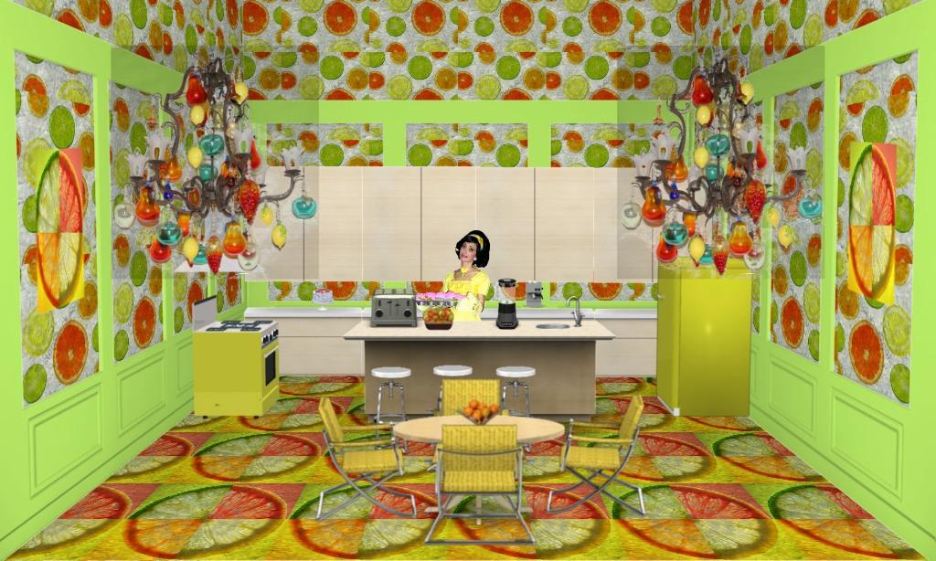 Kitchen Decor Citrus We