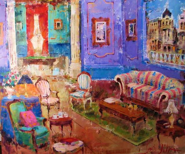 artist spotlight josep costa vila an artistic challenge. Black Bedroom Furniture Sets. Home Design Ideas