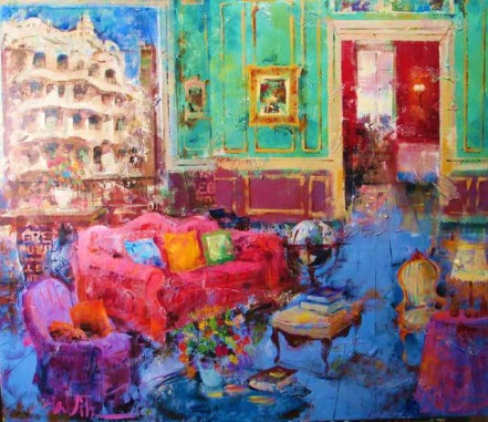 interior-oil-painting-interiors-in-painting-contemporary-artists